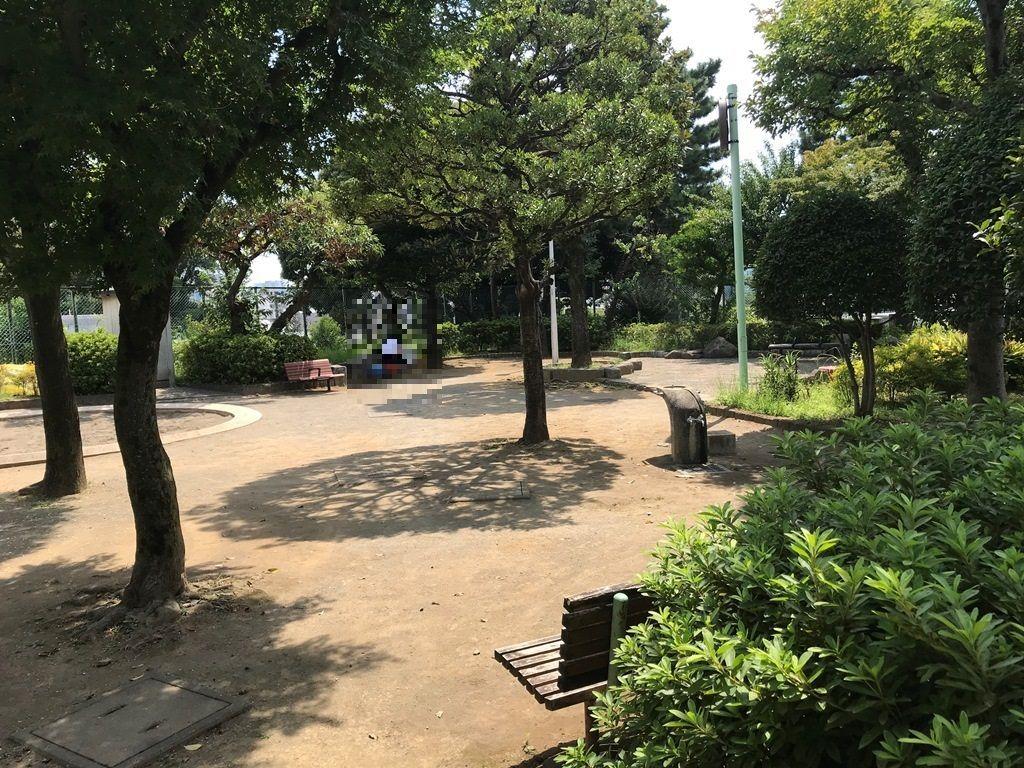 文京区立小日向公園まで30m