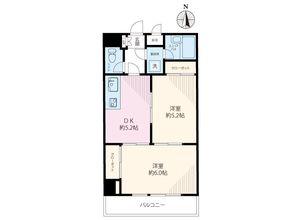 ダイアパレス三筋 - 6Fマンション
