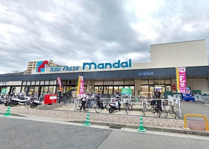 マンダイ 春日野 道